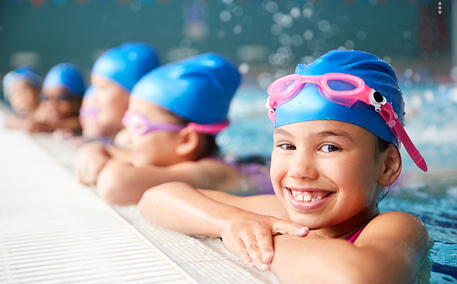 Improvers Swimming Lessons at Edenderry Swimming Pool